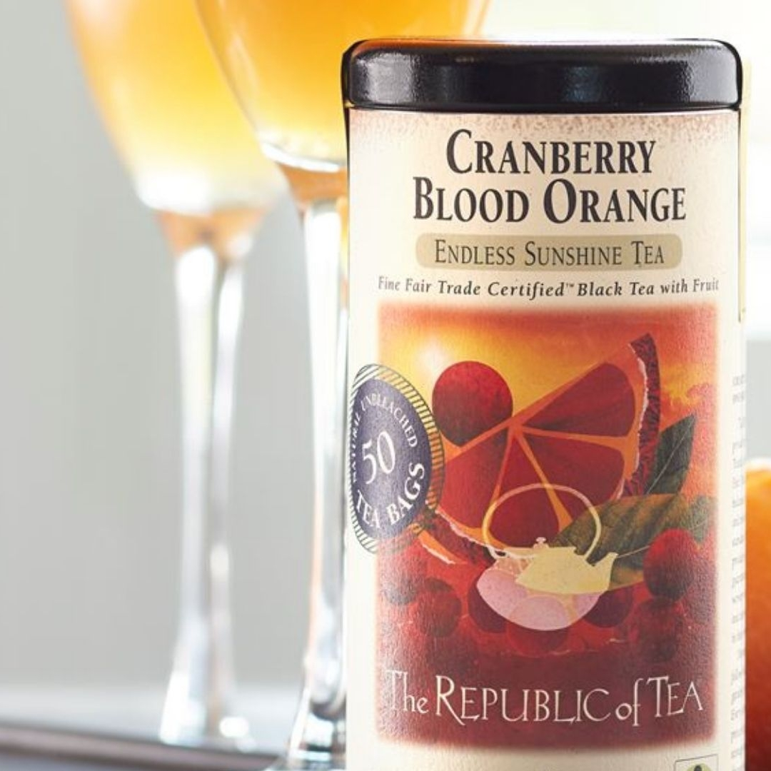 Cranberry Blood Orange Black Tea